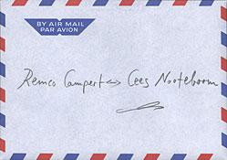 Remco Campert iviers