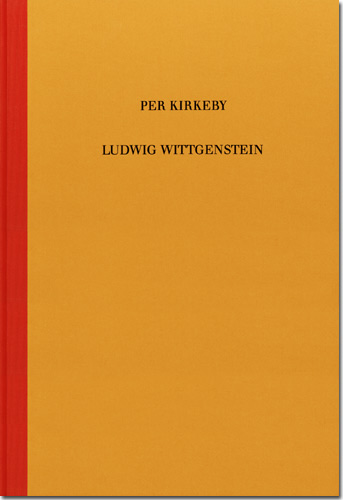 Per Kirkeby - Buchcover
